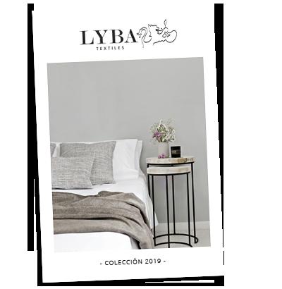 catalogo textil lyba